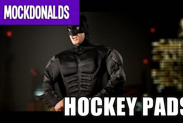 Hockey Pads Thumbnail